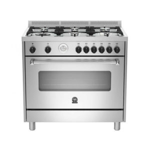 La Germania AMERICANA Stainless Steel Gas / Gas Stove