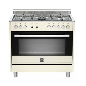 La Germania EUROPA 90cm Cream Gas / Gas Stove