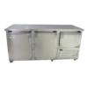 Fridge Star Eb1850Ss 610L 2 Door Stainless Steel Under Bar Fridge