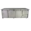 Fridge Star Eb2550Ss 3.5 Door Stainless Steel Under Bar Fridge