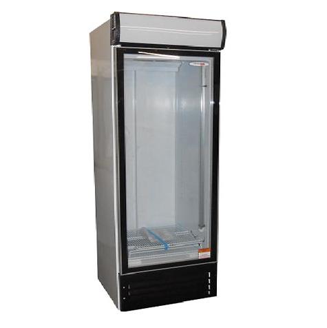 Fridge Star Eh365 334Lt Slim Line Single Glass Door Beverage Cooler