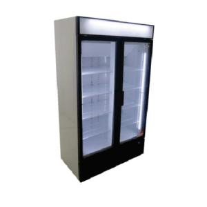 Fridge Star Eu720 645Lt Double Glass Door Freezer