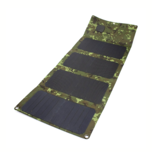 Power Traveller Tactical Falcon 28E Foldable Etfe Solar Panel 28W Solar Panel