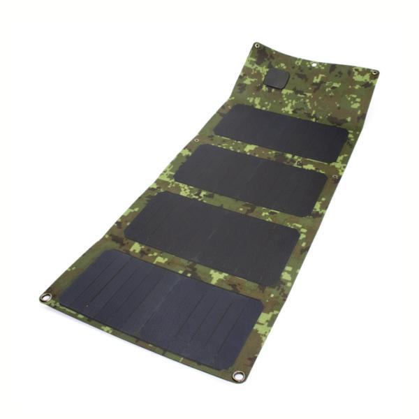 Power Traveller Tactical Falcon 28E Foldable Etfe Solar Panel 28W Solar Panel