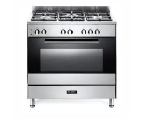 Elba 80Cm 5 Gas Burner With Multi-function Electric Oven