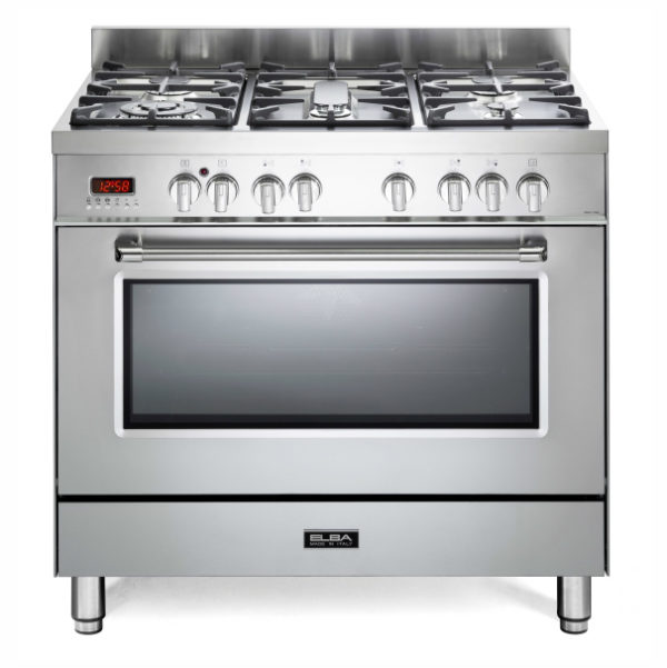 Elba 5 Gas Burners with Electric Oven