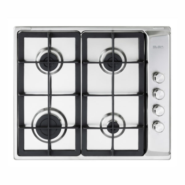 Elba 4 Gas  Burner Hob With Side Control