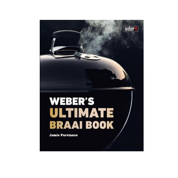 WEBER Weber Ultimate Braai Cookbook