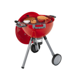 WEBER Toy Grill Red