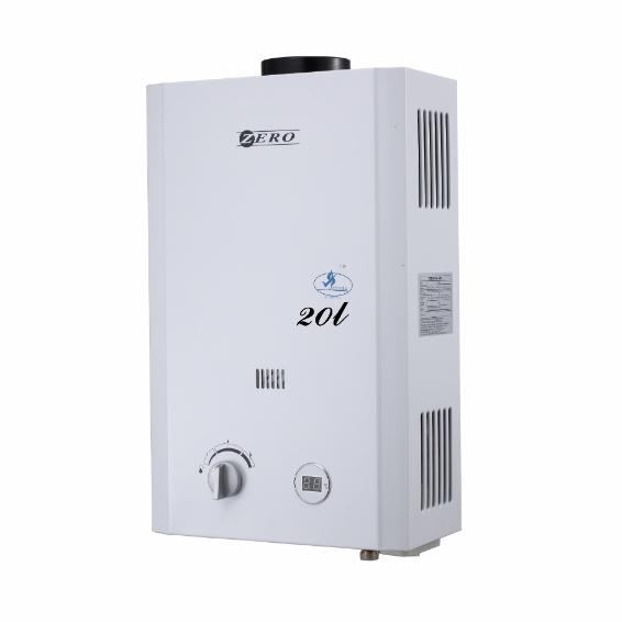 Zero Appliances 20 L Gas Water Heater