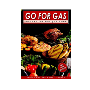 WEBER Go For Gas Cookbook