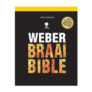 WEBER Braai Bible - English ZA