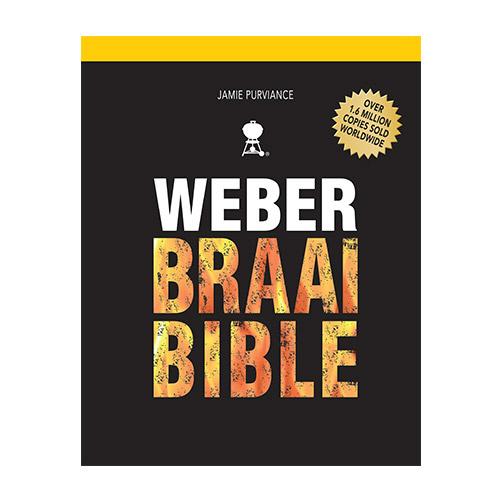 WEBER Braai Bible - English ZA