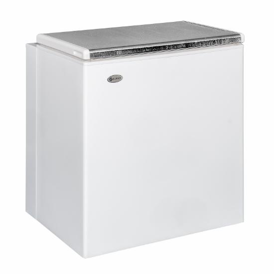 Zero Appliances 120 Litre Gas Electric Chest Freezer
