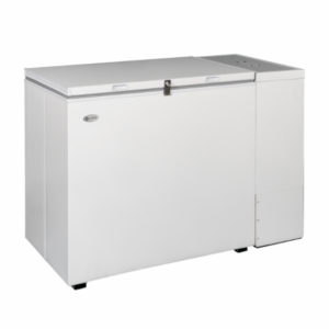 Zero Appliances 230 Litre Gas / Elec Chest Freezer