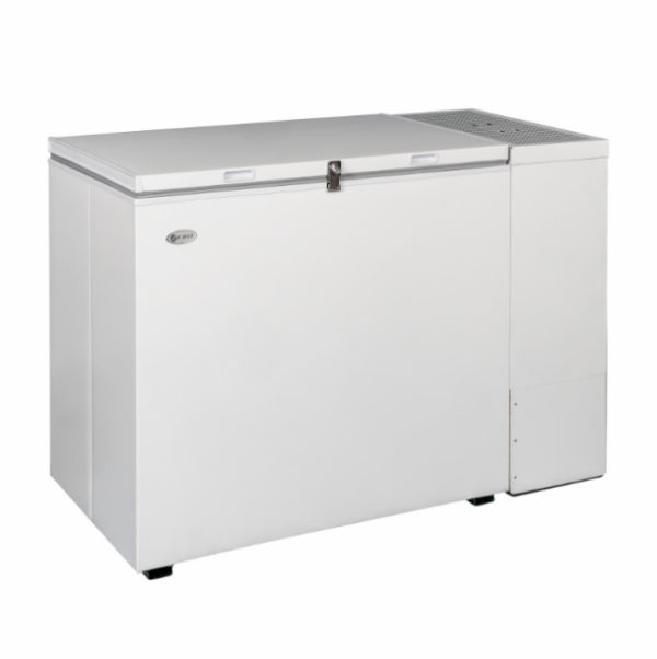 Zero Appliances 230 Litre Gas / Elec Chest Freezer