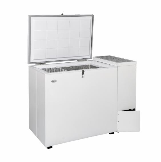 Zero Appliances 230 Litre Paraffin / Kerosene Chest Freezer