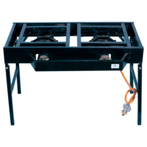 TOTAI 2 BURNER FOLDABLE CATERING TABLE