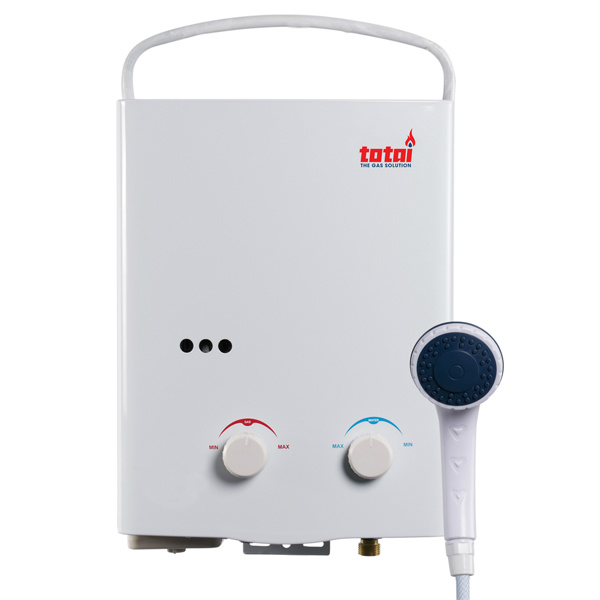 TOTAI 5L CAMPING GAS GEYSER