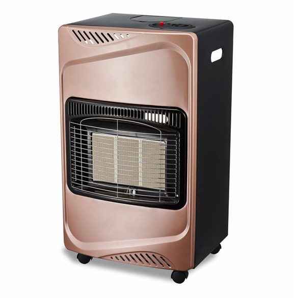 TOTAI FULL BODY ROSE GOLD GAS HEATER