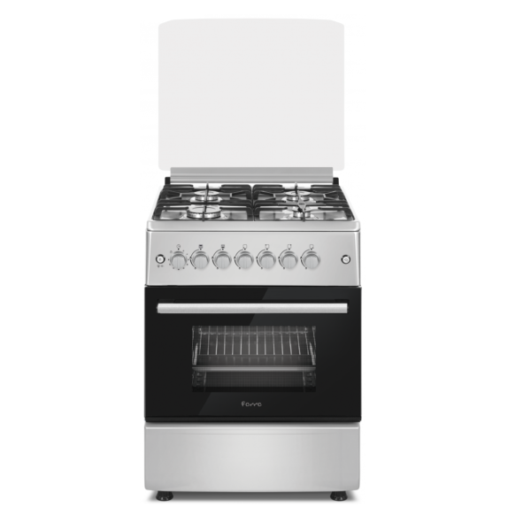 Ferre 4 Burner Gas Stove With Electric Oven