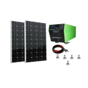 YAKHANYA V.2.1 SOLAR HOME SYSTEM (SHS) PLUG AND PLAY