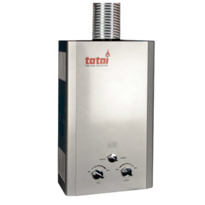TOTAI 20L GAS GEYSER BATTERY OPERATED