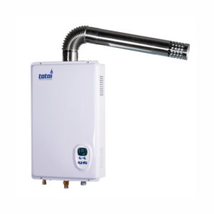 TOTAI 20L GAS GEYSER WITH ELECTRONIC CONTROL
