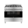 AEG 5 Burner 90cm Gas Stove With Gas Oven